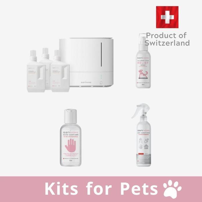 SaniHome Kits for Pets
